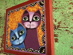 Detail Image for art Friendship Is Golden