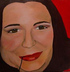 Art: Kristy Jean Heywood by Artist Donna Gill
