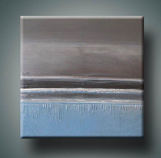 Art: Just Past the Fog  No. 0087 by Artist Karen Elizabeth  Bauguess