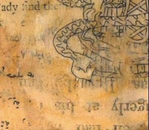 Detail Image for art Snake Charmer