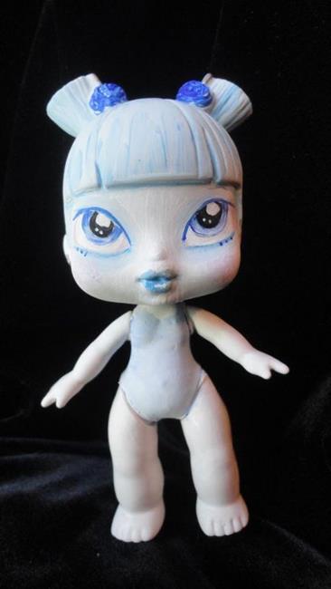 Art: Ghostie -OH! Nasty Toys for Naughty Children by Artist Noelle Hunt