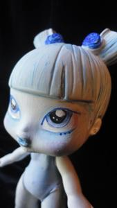 Detail Image for art Ghostie -OH! Nasty Toys for Naughty Children