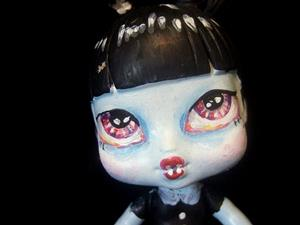 Detail Image for art Liddle Vampire (Nasty Toys for Naughty Children)