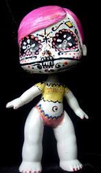 Art: Day of the Dead 1 (Nasty Toys for Naughty Children) by Artist Noelle Hunt