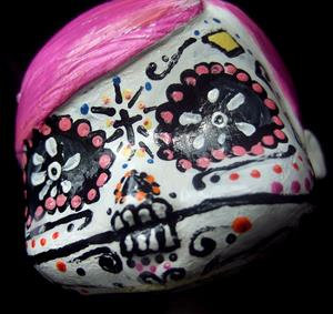 Detail Image for art Day of the Dead 1 (Nasty Toys for Naughty Children)