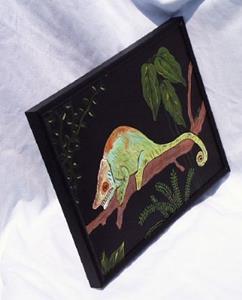 Detail Image for art Chameleon