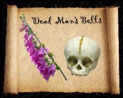 Art: Dead Man's Bells by Artist Carissa M Martos