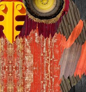 Detail Image for art Barn Owl
