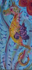 Detail Image for art Tropical Waters, SOLD