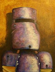 Art: Ned 25 by Artist Barry Hunt