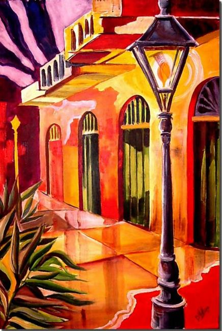 f7871df8940 Pirate s Alley - SOLD - by Diane Millsap from New Orleans