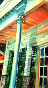 Detail Image for art Uptown Style! SOLD