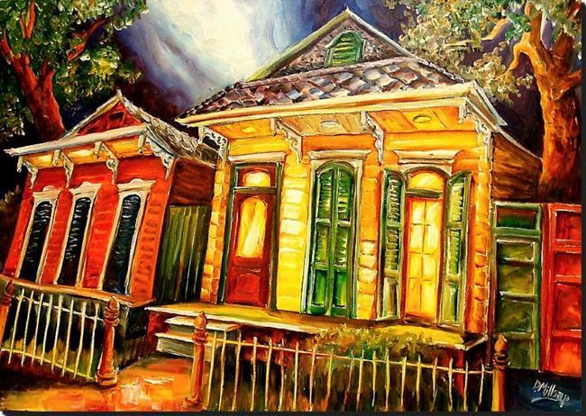 Art: Partners - SOLD by Artist Diane Millsap