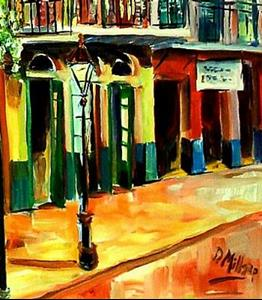 Detail Image for art View from Margaritaville - SOLD