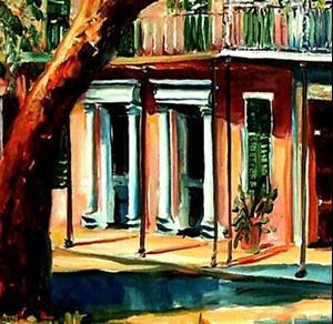 Detail Image for art Esplanade Avenue - SOLD