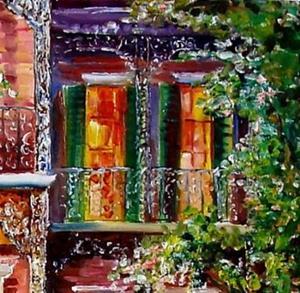 Detail Image for art Garden District Gate - SOLD