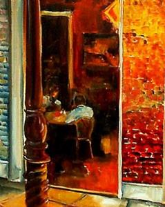 Detail Image for art Late Night Nawlins - SOLD