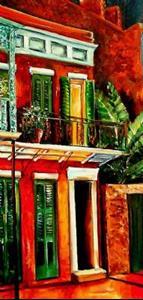 Detail Image for art Nawlins' Color - SOLD