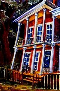 Detail Image for art Sweet Dreams, Nawlins - SOLD