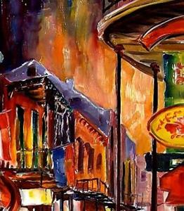 Detail Image for art Bourbon Street Beguile - SOLD