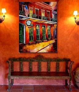 Detail Image for art Pat O'Brien's - New Orleans - SOLD
