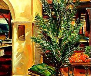 Detail Image for art French Market Sunshine - SOLD