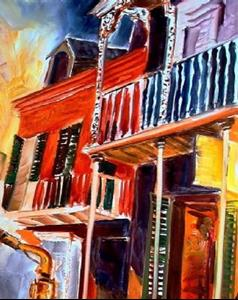 Detail Image for art Big Easy Jazz - SOLD
