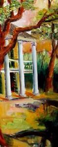 Detail Image for art Bayou Plantation - SOLD