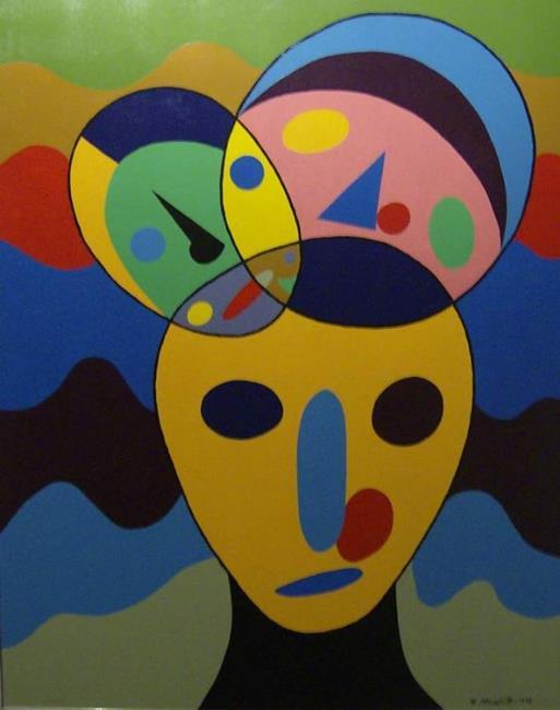 Art: ODIUM by Artist Moshiur Rahman