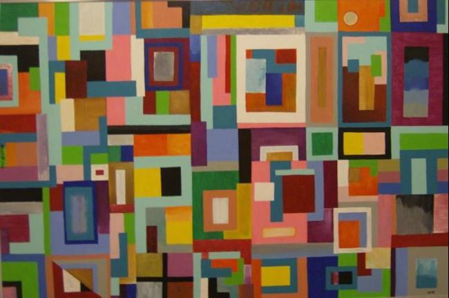 Art: HOPE, PRICE US$650.00 by Artist Moshiur Rahman