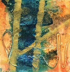 Art: Natural Impressions 3 by Artist Christine Wasankari