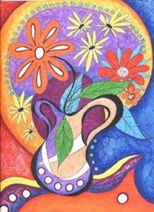 Detail Image for art Happy ~ Burst