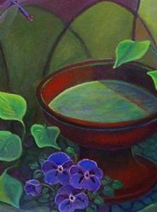Detail Image for art Shade Garden