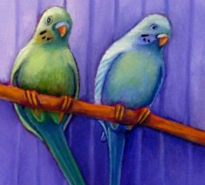 Detail Image for art A Pair of 'Keets