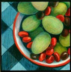 Art: MMmm! by Artist Elizabeth Fiedel