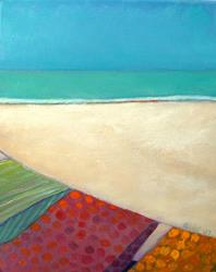 Art: Jamaica Breeze by Artist Elizabeth Fiedel
