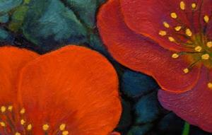 Detail Image for art Alpine Poppies