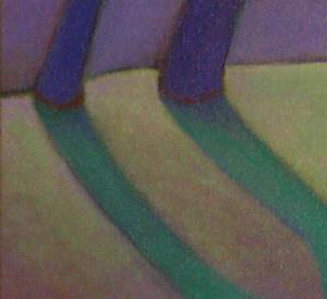 Detail Image for art Mauve Sky & Moonlight