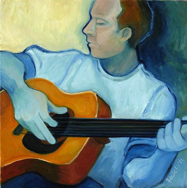 Art: Inspiration by Artist Elizabeth Fiedel