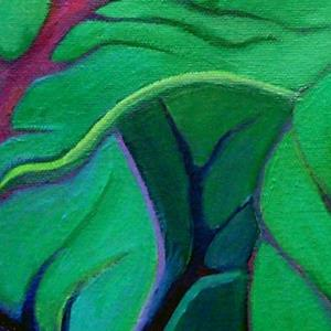 Detail Image for art Red Chard
