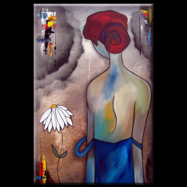 Art: abstract 392 2436 Original Abstract Art Dedicated by Artist Thomas C. Fedro