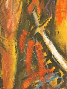 Detail Image for art Greek Man of War