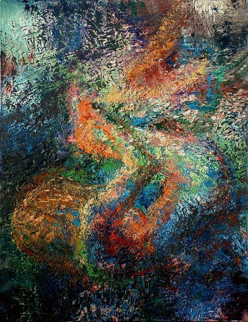 Art: In Utero by Artist Aja