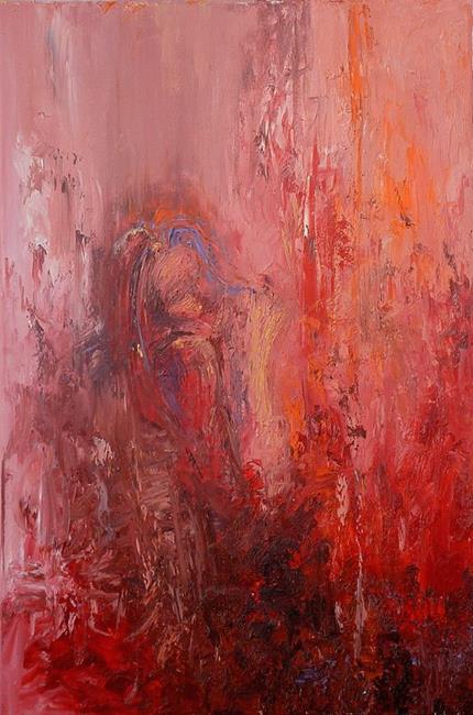 Art: Purgatory by Artist Aja