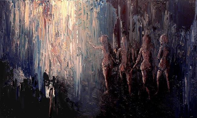 Art: Silent Lucidity by Artist Aja