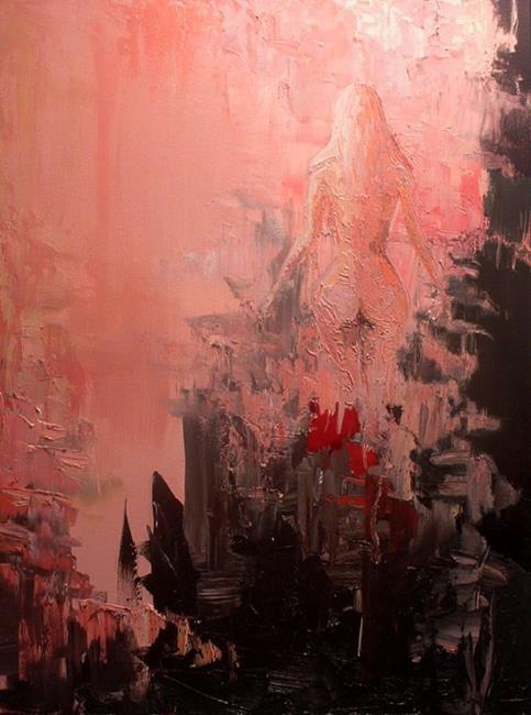 Art: Summit by Artist Aja