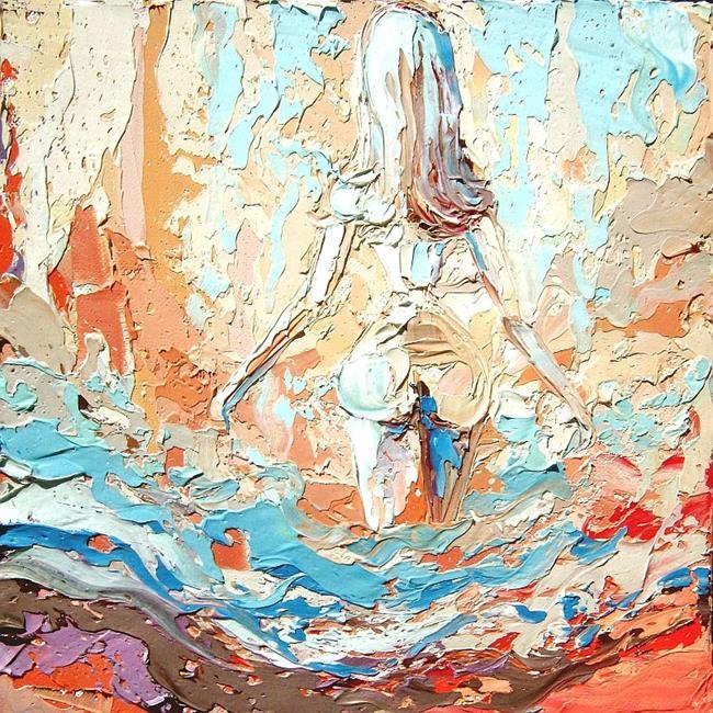 Art: Dream On by Artist Aja
