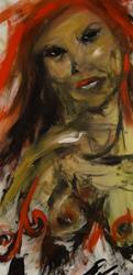 Art: Decomposing Beauty by Artist Kelli Ann Dubay