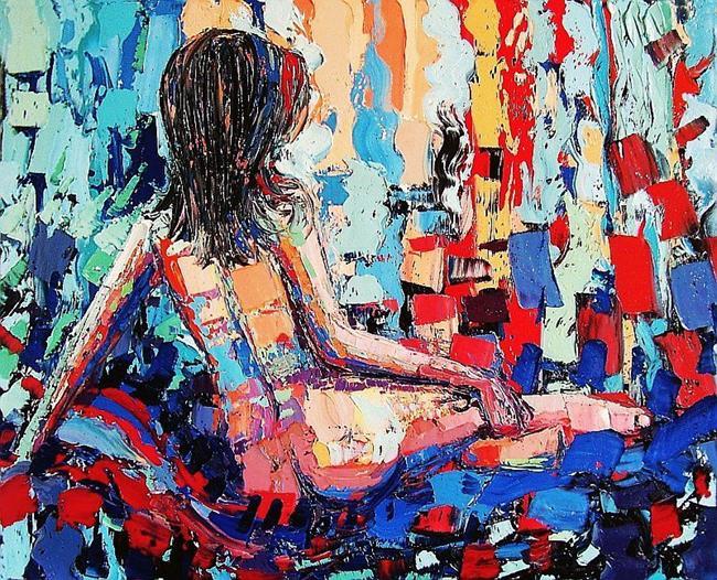 Art: Venus by Artist Aja