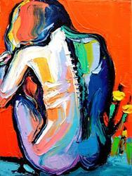 Art: Femme 224 by Artist Aja